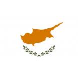 Σημαία Κύπρου Εξωτερικού Χώρου Δίχτυ