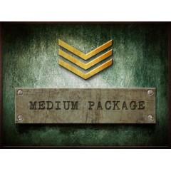 Νεοσύλλεκτος Summer Medium Package