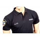 Μπλουζάκι Polo ΔΙ.ΑΣ. 2 Χρώματα