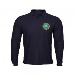 Μπλουζάκι Polo Μακρυμάνικο Λιμενικού