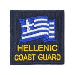Σήμα Ελληνικής Σημαίας Hellenic Coast Guard