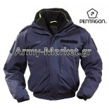 Waterproof Guardian Jacket Pentagon