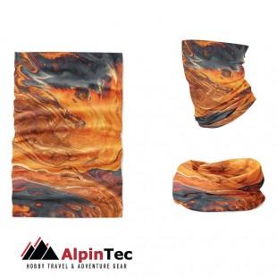Περιλαίμιο Coolmax UPF 40+ Lava AlpinPro C18-CL-WL