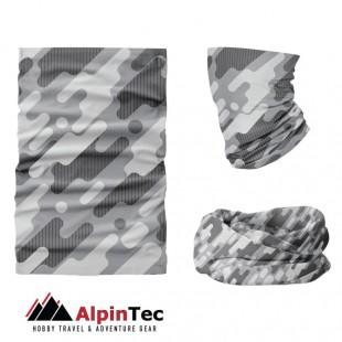 Περιλαίμιο Coolmax UPF 40+ Nube AlpinPro C18-CL-GY