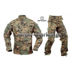 Tactical Uniform ACU Marpat Digital Pentagon