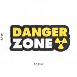 Σήμα Danger Zone YLW  101 INC