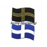 Σήμα Ελληνικής Σημαίας Ξηράς Kυματιστή