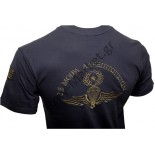 Μπλουζάκι Κέντημα 2α Μοίρα Αλεξιπτωτιστών Χ GF