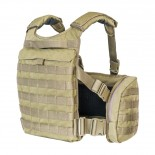 Γιλέκο Back Plate Carrier Trooper MKIII Army Tiger