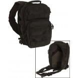 One Strap Assault Pack S Mil-Tec BK