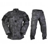 ACU Uniform Mandra Night Rip-Stop Mil-Tec