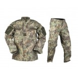 ACU Tactical Uniform Mandra Wood Rip-Stop Mil-Tec