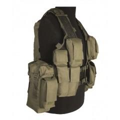 Γιλέκο Μάχης OD Mil-Tec Vest Tactical