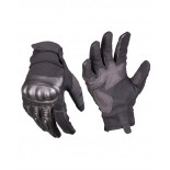 Leather tactical gloves Gen.II BK Mil-Tec