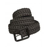 Paracord belt BK Mil-Tec