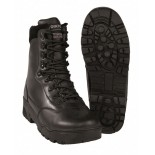 Tactical boots leather Mil-Tec