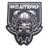 Σήμα Odin Approved Καουτσούκ Black