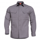 Πουκάμισο Chase Shirt Grey Pentagon