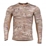 Apollo Activity Shirt Pentagon Camo LS
