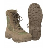 Tactical Boot M.YKK Zipper A-Tacs FG®