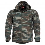 SoftShell Jacket Artaxes Greek Camo Pentagon