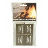Water Resistant Matches 4Pack/Blister Mil-Tec