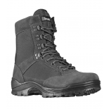 Tactical boots with YKK Zipper urban Grey Mil-Tec