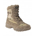 Tactical boots with YKK Zipper Multicam Mil-Tec