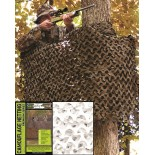 Snow Basic Military Net 3x3 Mil-Tec