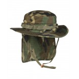 Boonie with Neck Flap R/S Mil-Tec