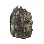 Backpack Assault Laser Cut Mandra Wood S Mil-Tec