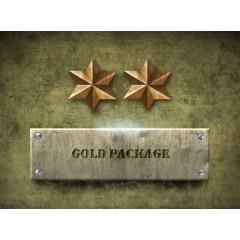 Νεοσύλλεκτος Gold Package