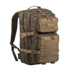 Τσάντα Πλάτης Assault L Ranger Green-Coyote Mil-Tec