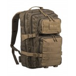 US Assault Pack Ranger Green/Coyote LG Mil-Tec