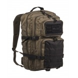 US Assault Pack Ranger Black Mil-Tec