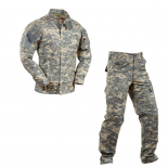 Tactical Uniform ACU Digital Camo Pentagon