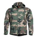 Μπουφάν SoftShell Artaxes US Camo Pentagon
