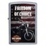 Αναπτήρας Harley Davidson America Zippo